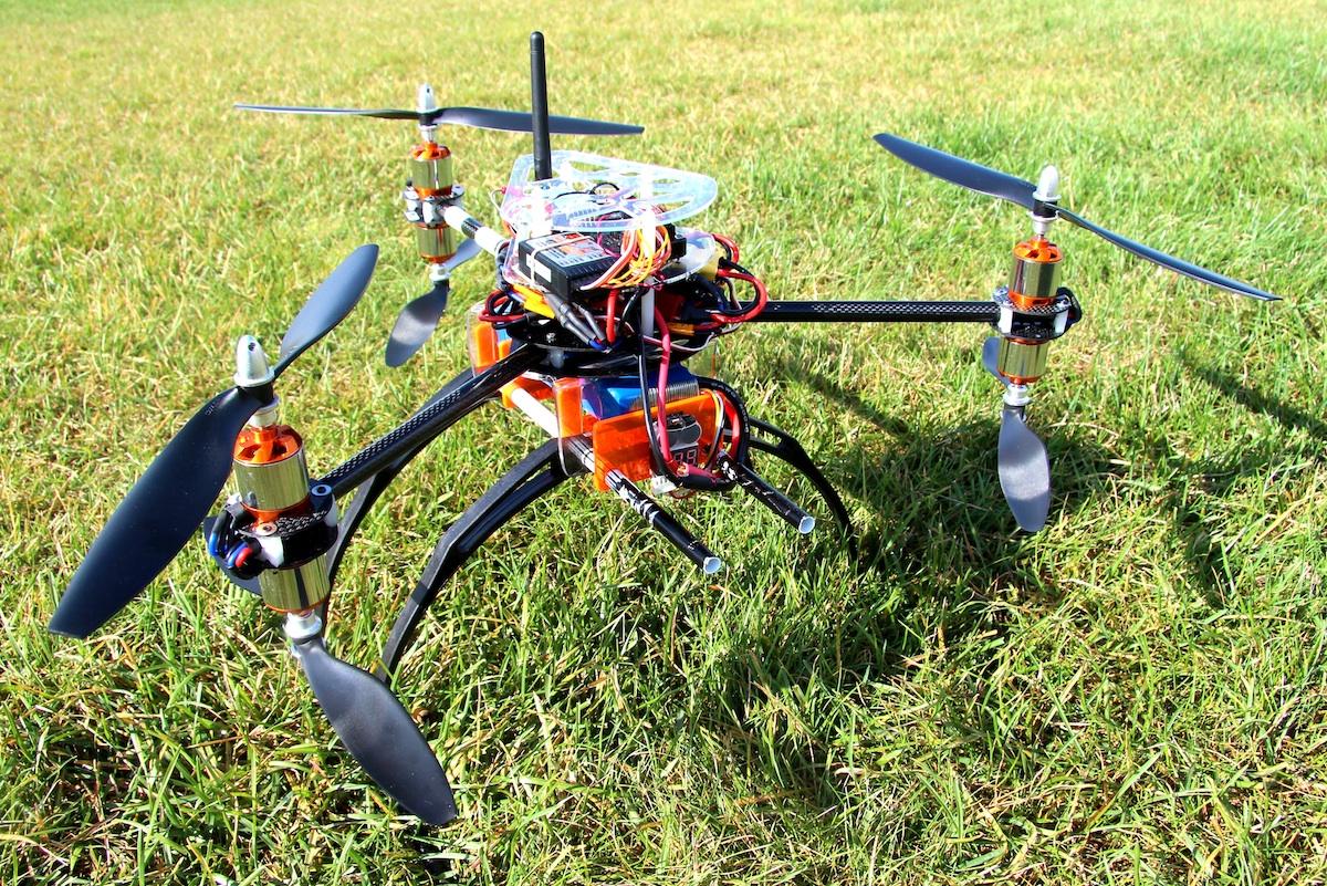 guerrilla drone