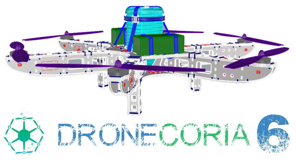 Nueva versión: Dronecoria V6